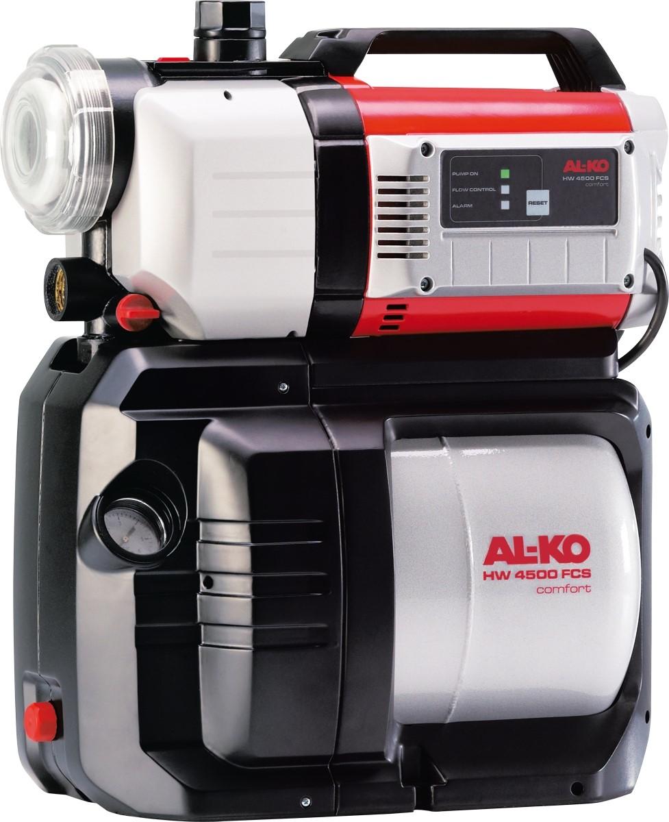 AL-KO ELETTROPOMPA HW 4500 FCS COMFORT Image