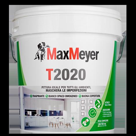 Maxmeyer T2020 - Pittura Traspirante Image