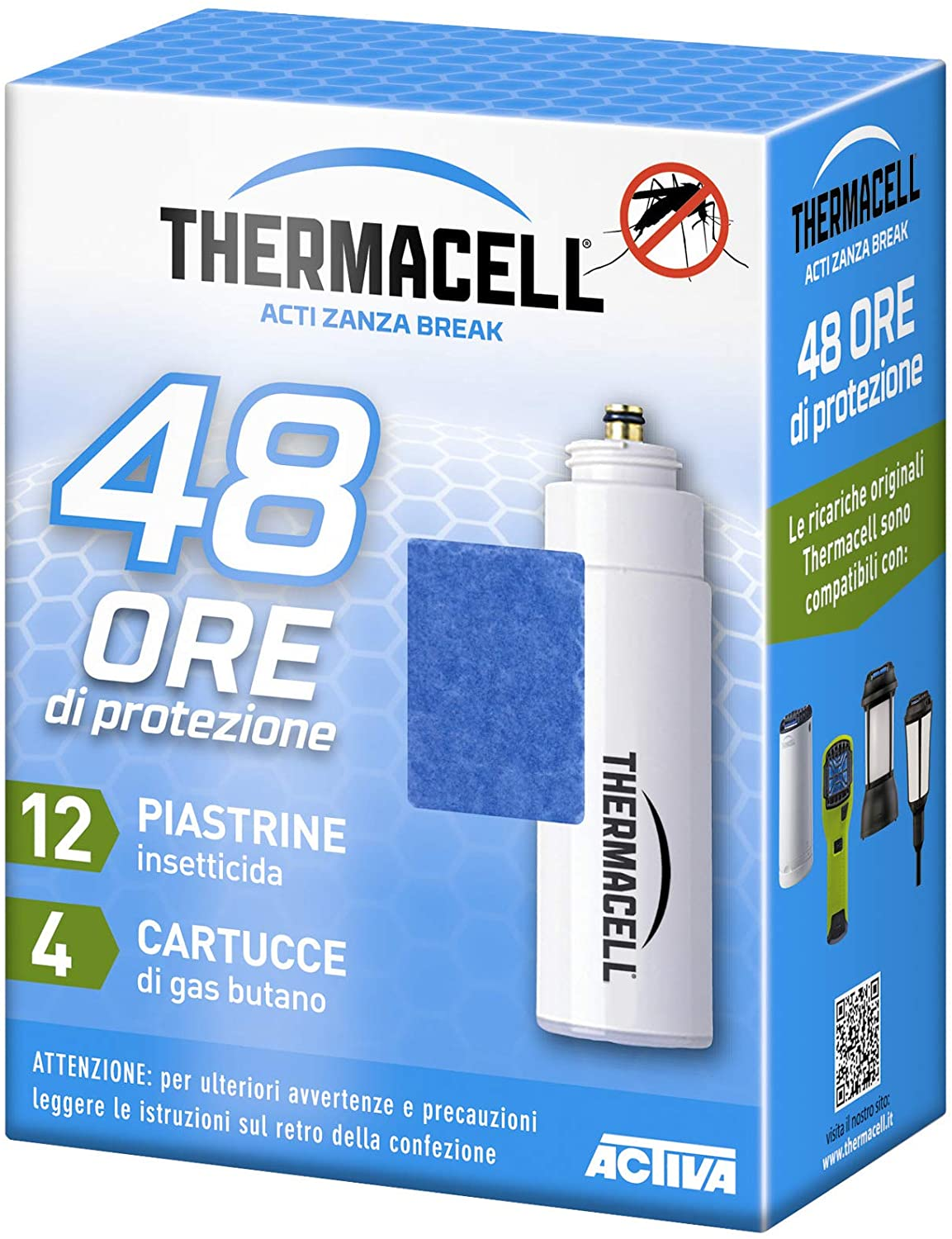 THERMACELL RICARICA 48 ORE Image