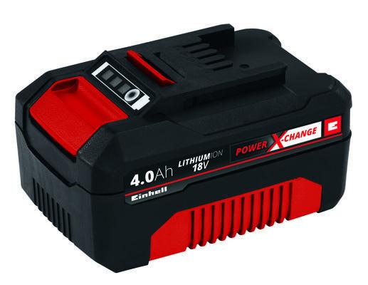 Batteria 18V 4,0 Ah Power-X-Change Einhell Image