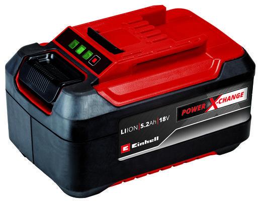 Batteria 18V 5,0 Ah Power-X-Change Plus Einhell Image