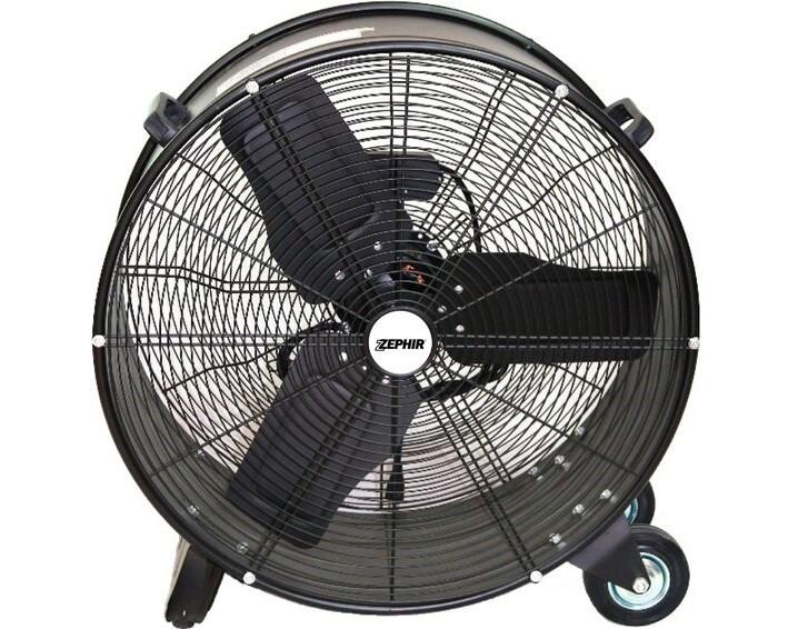 Zephir ventilatore industriale da pavimento Image