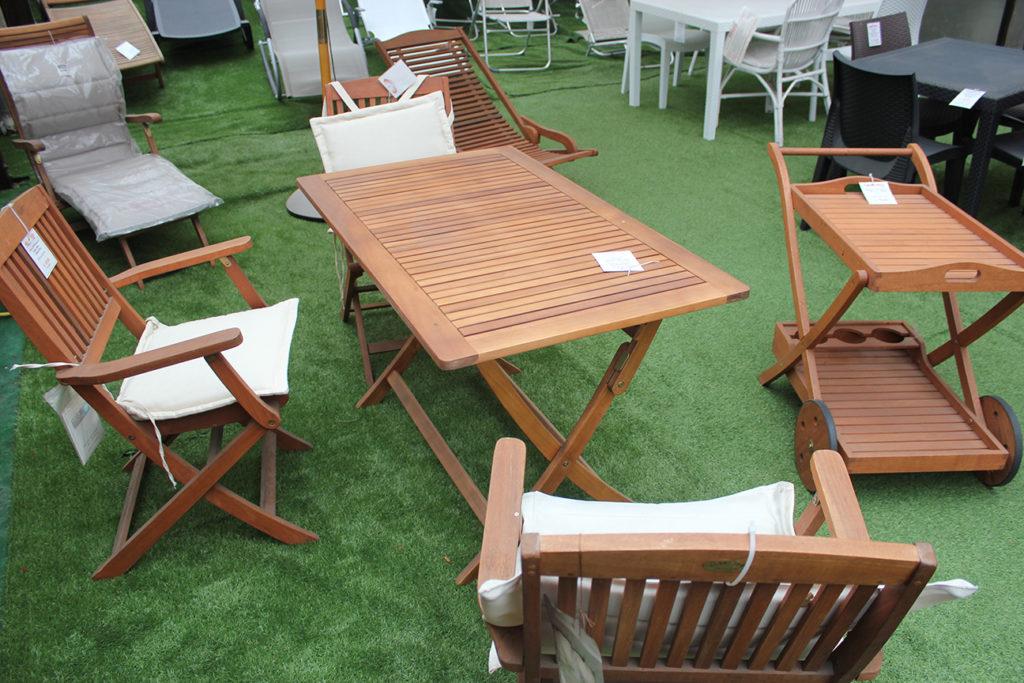 Bricocenter Tavoli Da Esterno.Brico Center Tavolo Da Giardino Tavolo In Acacia Catalogo Giardino