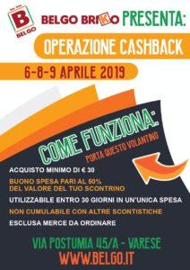 Operazione cashback Briko offerta buono spesa