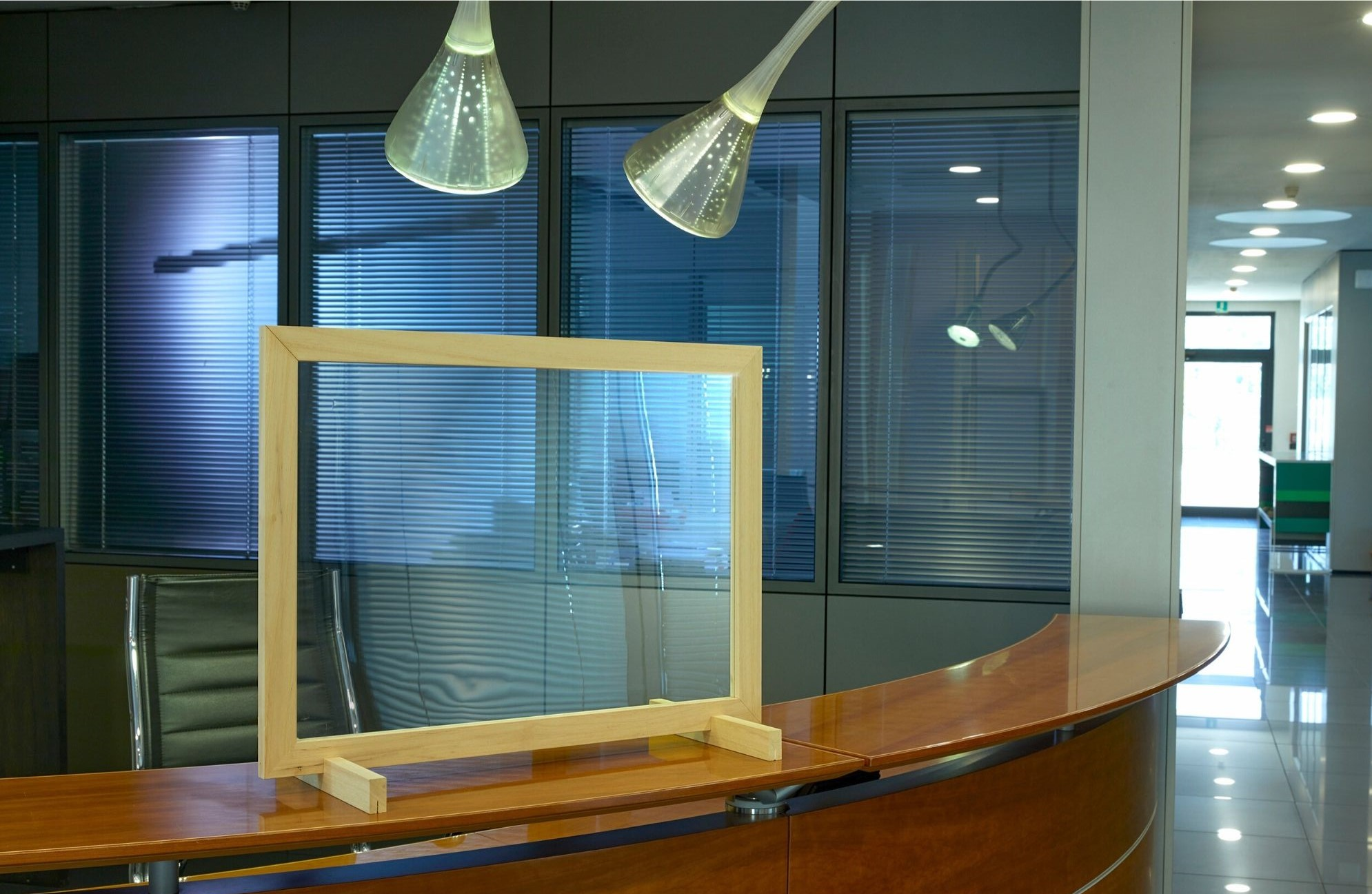 Mini Barriere Plexiglass e Legno Image