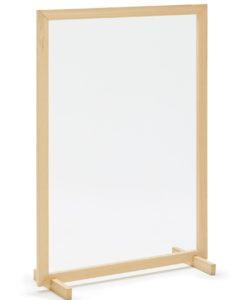 Mini Barriere Plexiglass e Legno
